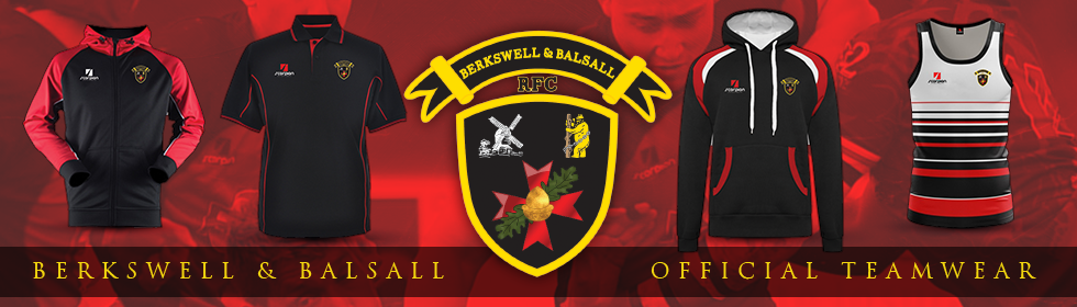 Berkswell Balsall Rugby Kit