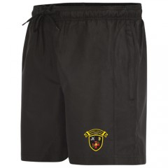 Berkswell & Balsall Rugby Black Leisure Shorts